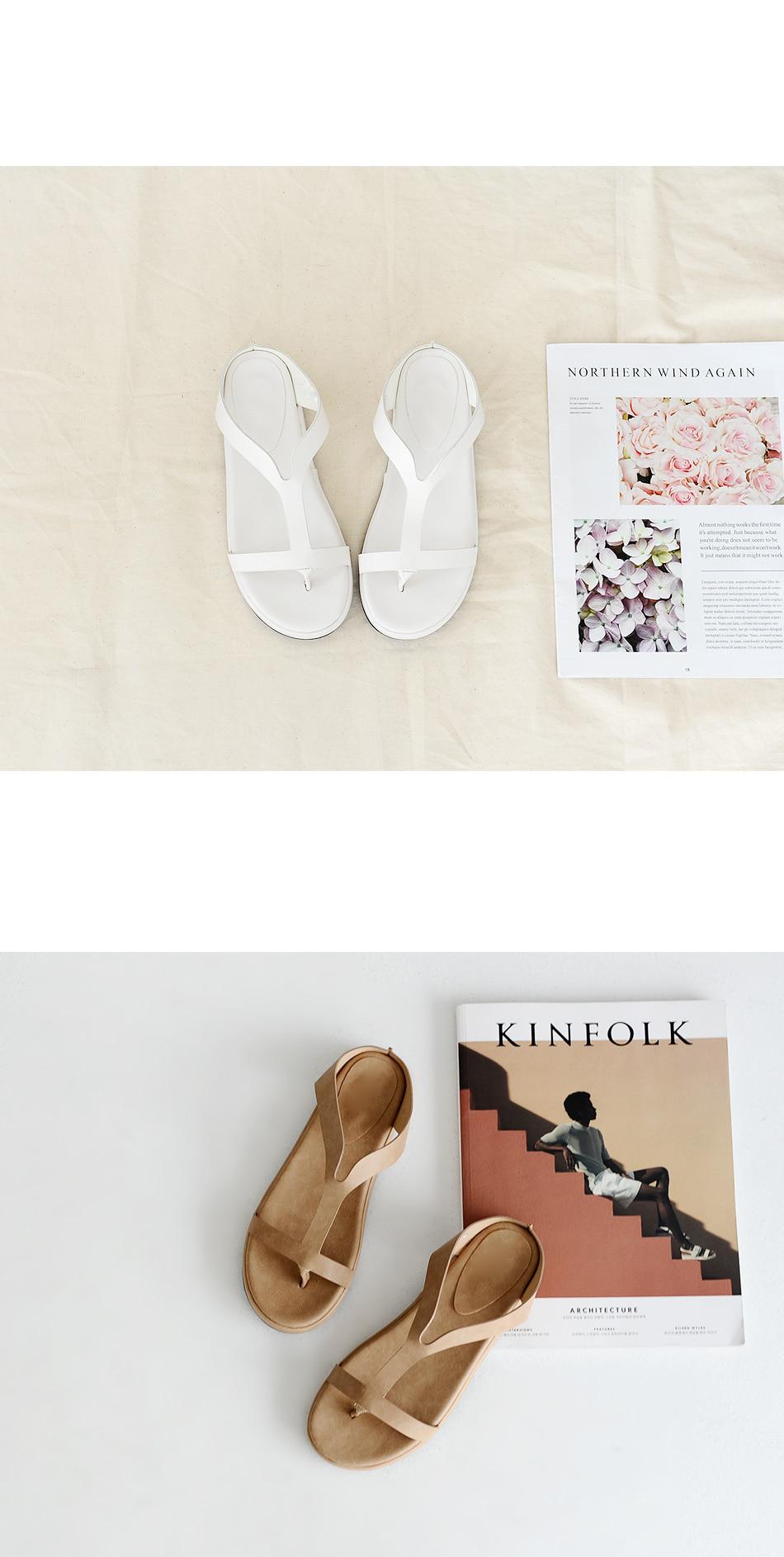 Dali Ansari Slippers 1cm