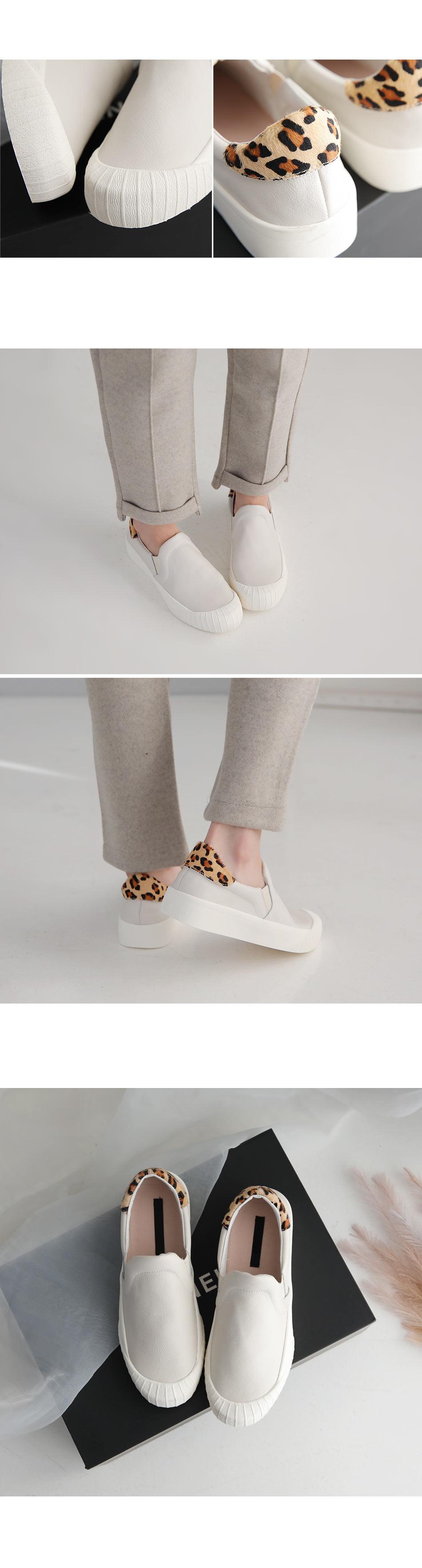 Pantia Slip-on 3cm