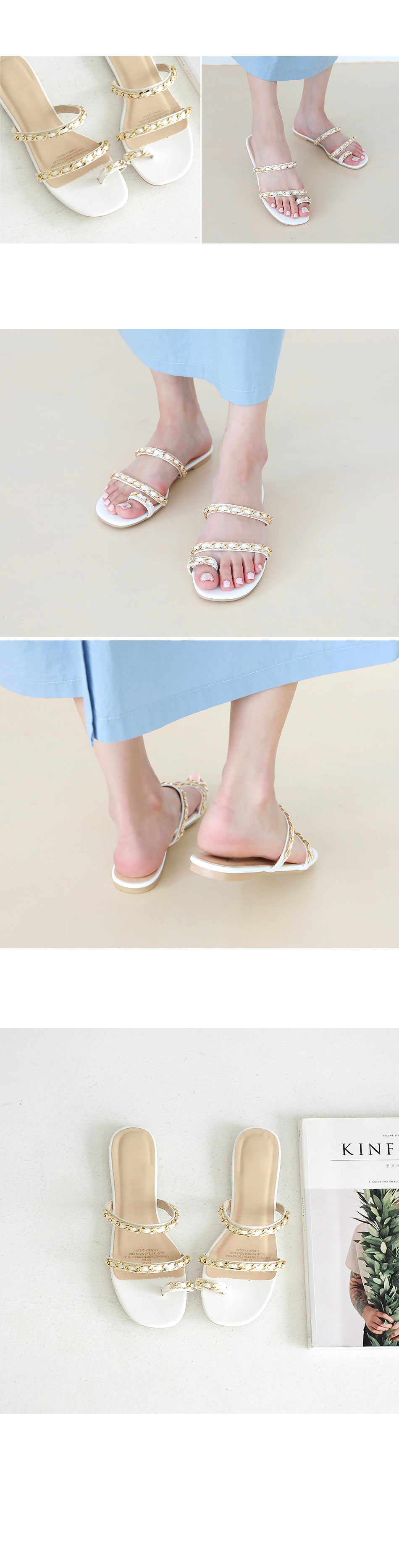 Lesua Flip-Flops 1cm