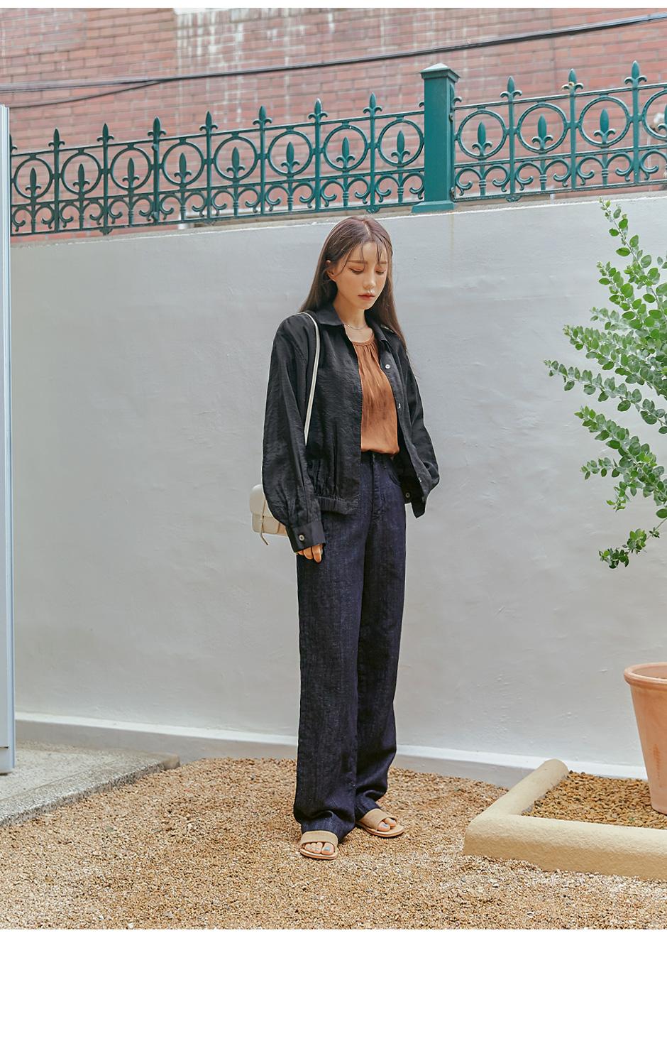PENTAS WIDE LONG PANTS - 2 TYPE