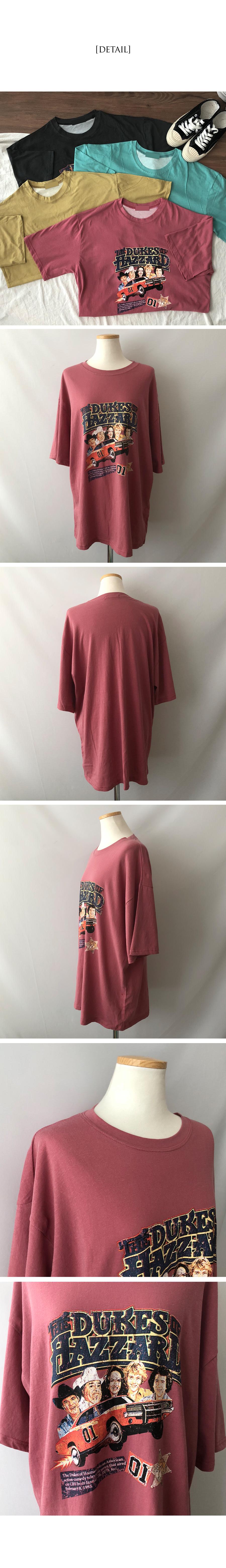 Vintage Duke Box T-Shirt