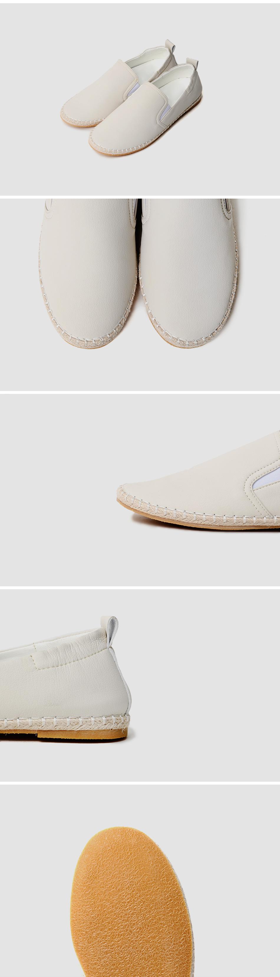 Levion Slip-on Leather 1cm