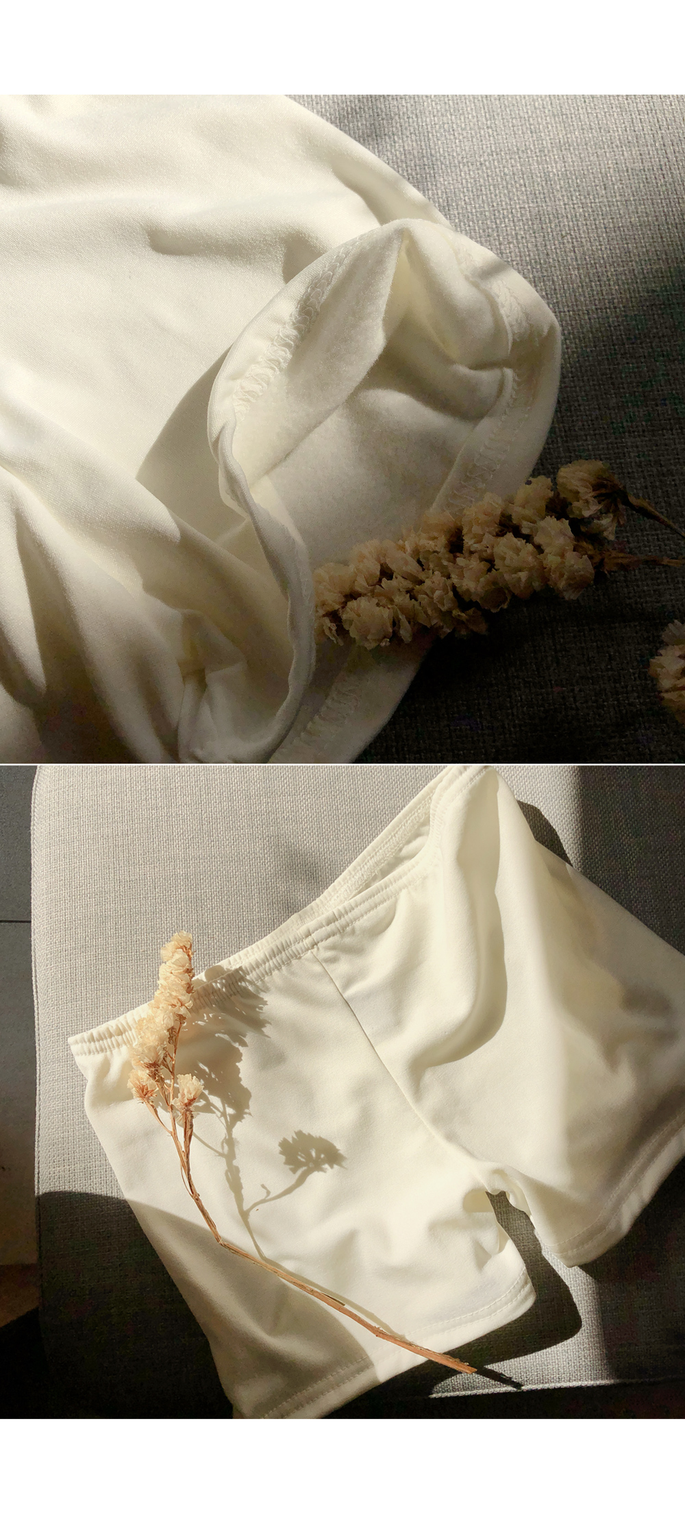 Winter Daily Raising Underpants