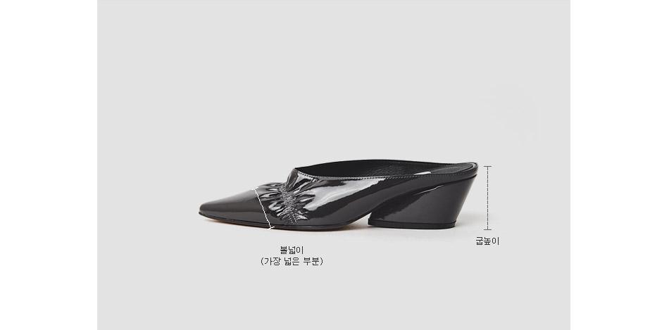 Penia Leather Handmade Shoes 5cm