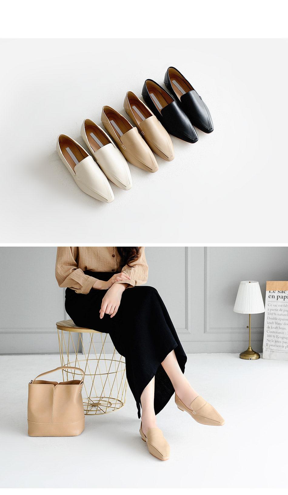 Coen Loafers 1cm