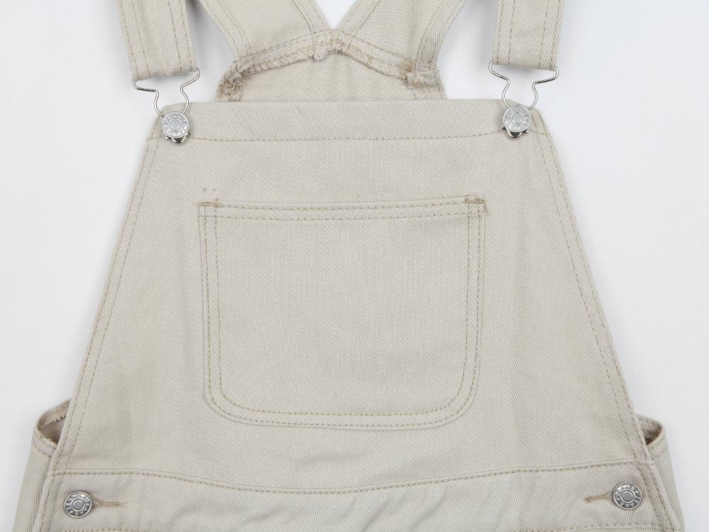 Halo cotton suspenders