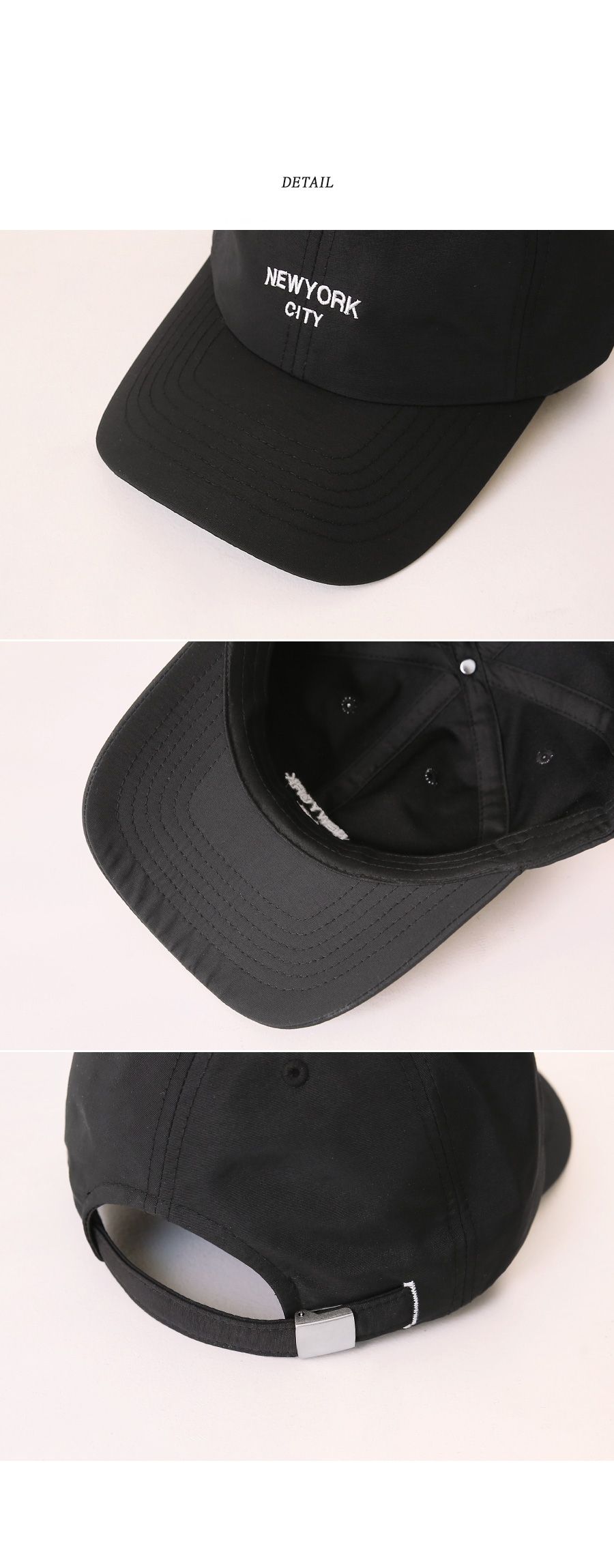 VODEN NEEDLE LETTERING BALL CAP