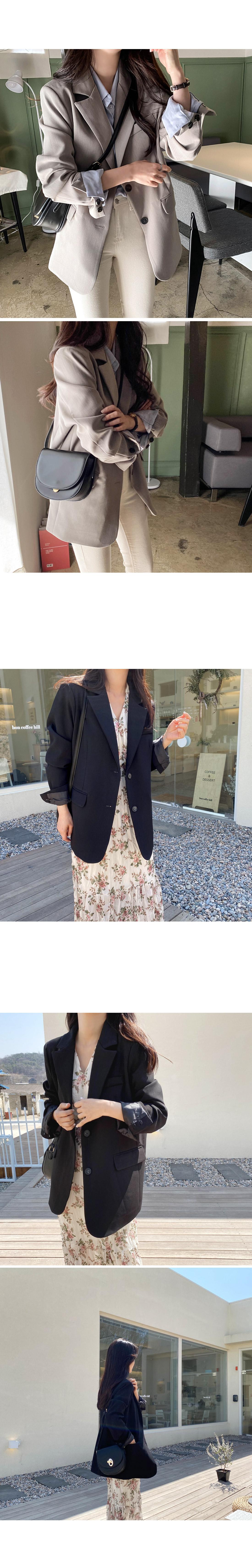 Journal single jacket