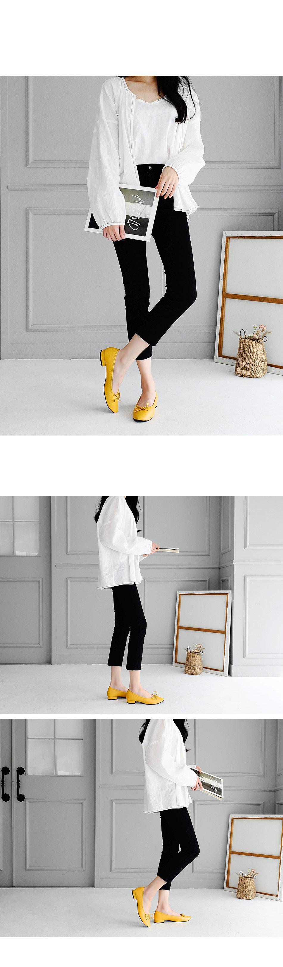 Tolan flat shoes 2cm