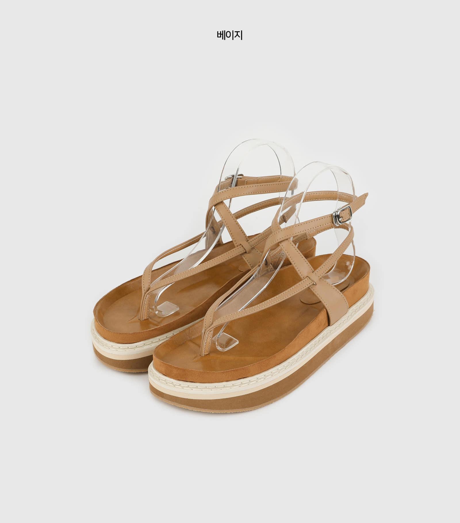 Going strap flip flop sandals
