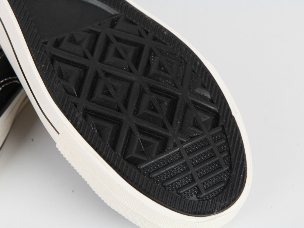 Color blubber sneakers