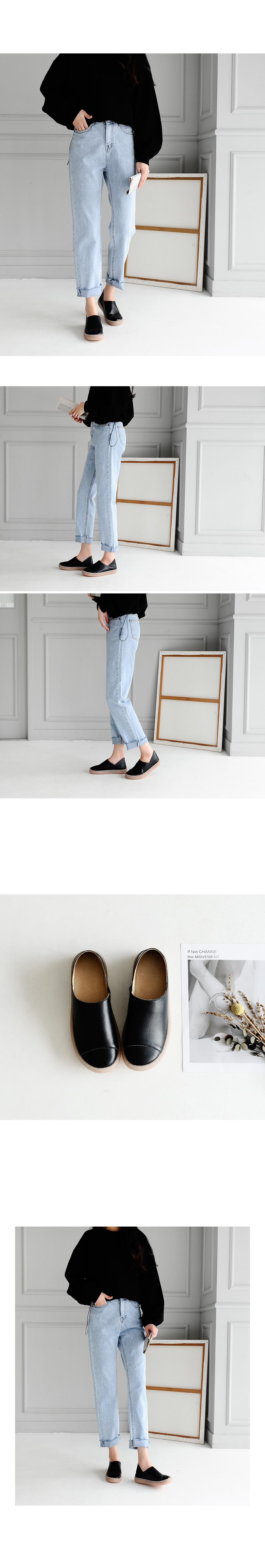 Mocha 2-Way Slip-on 2cm
