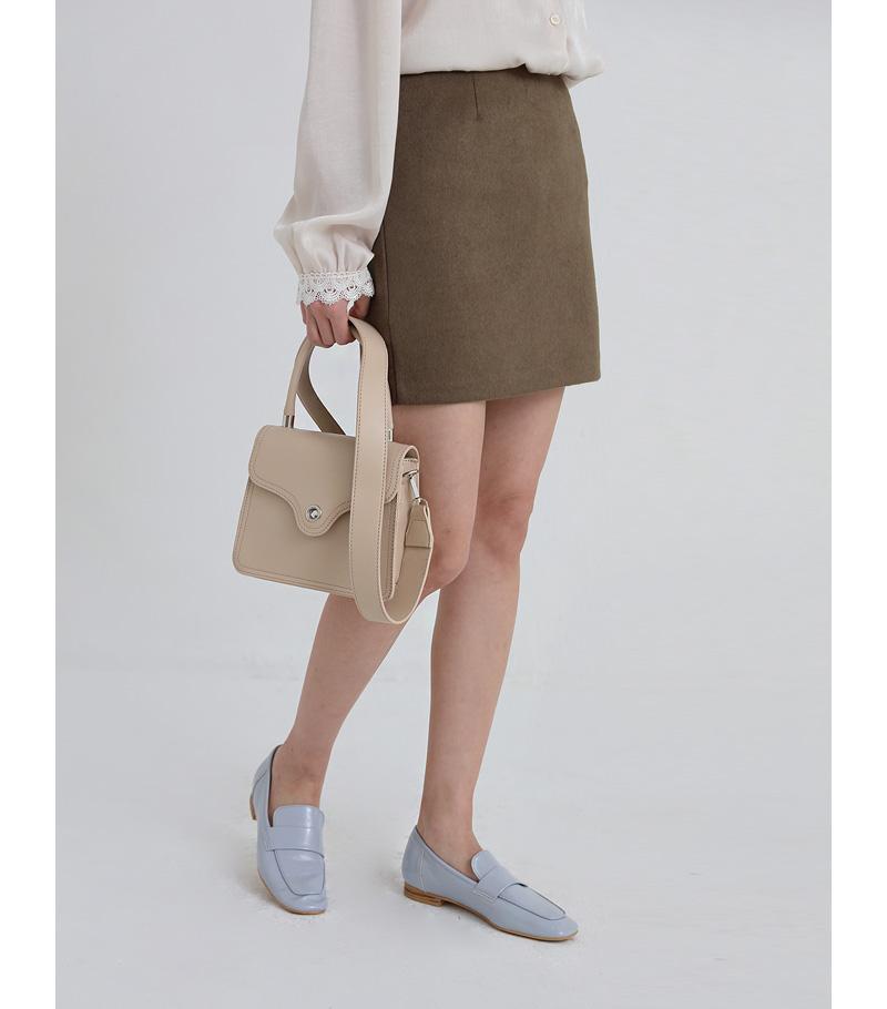 Satellite stitch two-way tote bag
