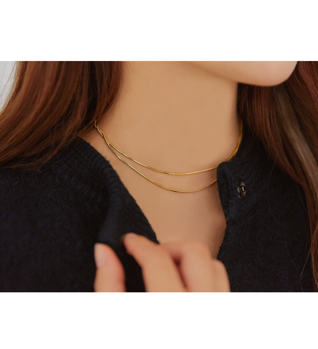 ELATE LAYERED NECKLACE