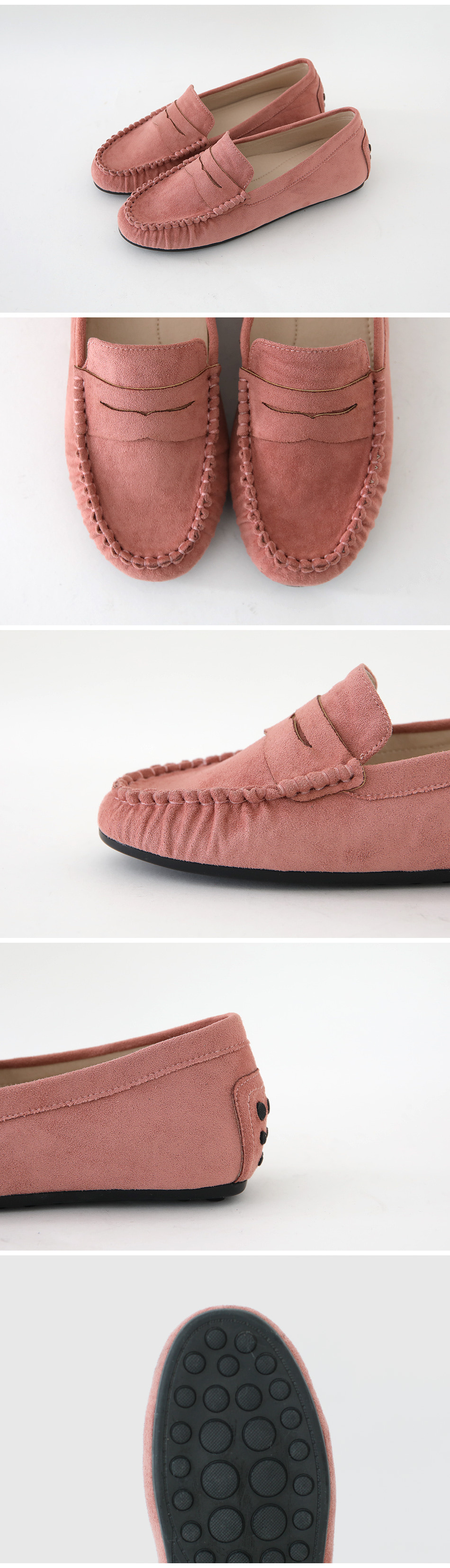 Willow tall loafers 3 cm