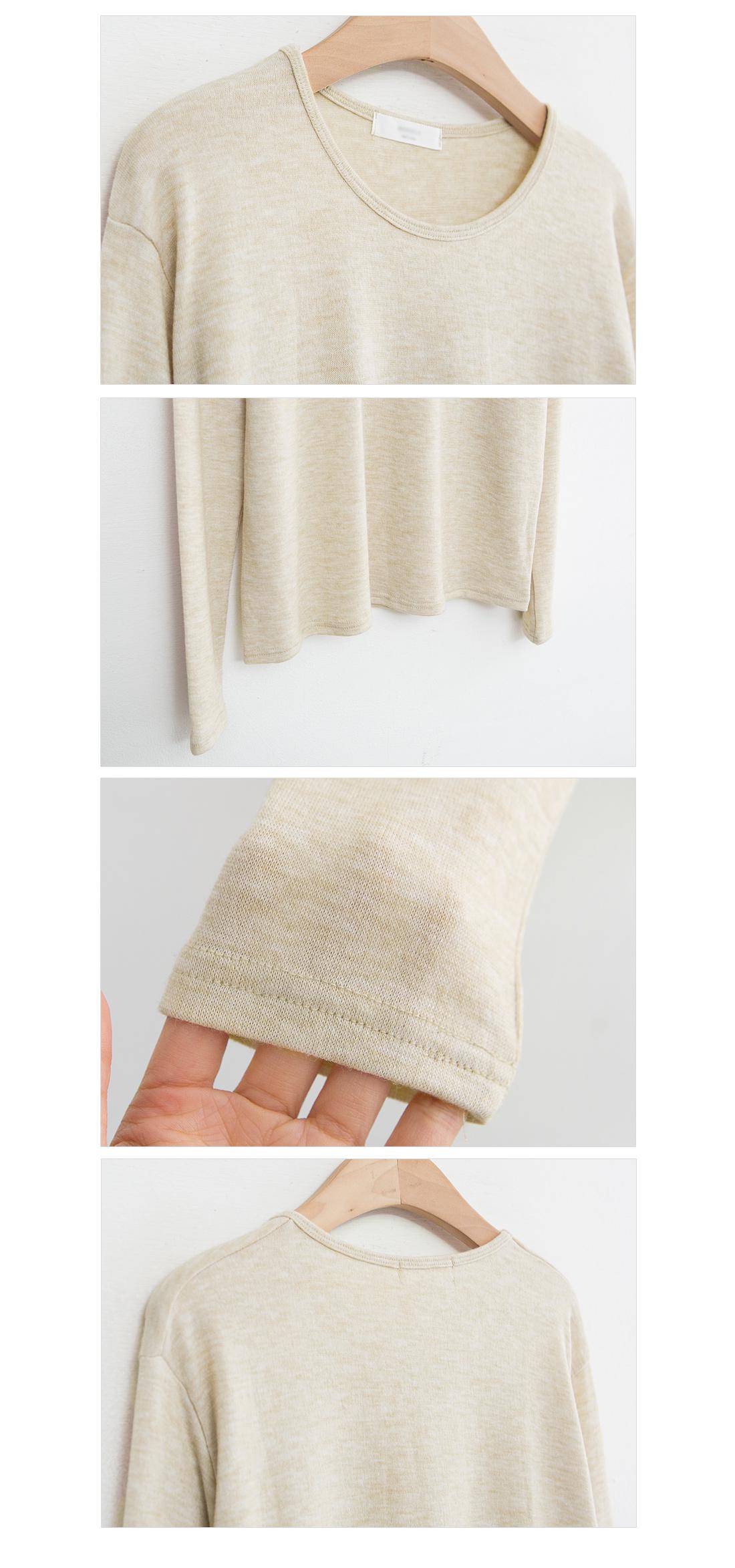 Soft basic t-shirt #106673