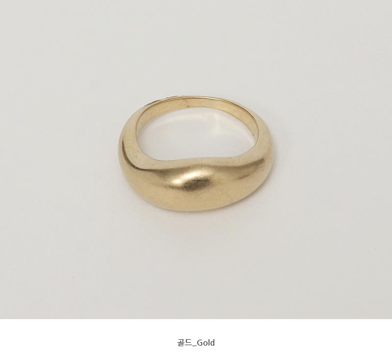 Wave bold vintage ring_C