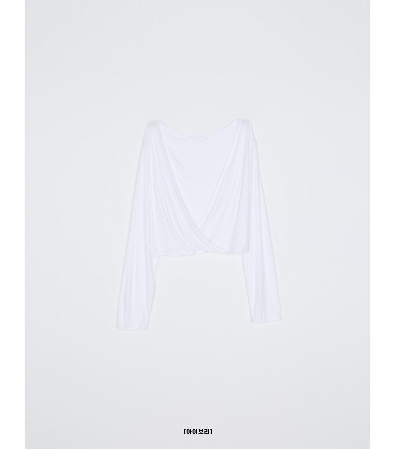 Valentine Layered Deep V-neck T-shirt