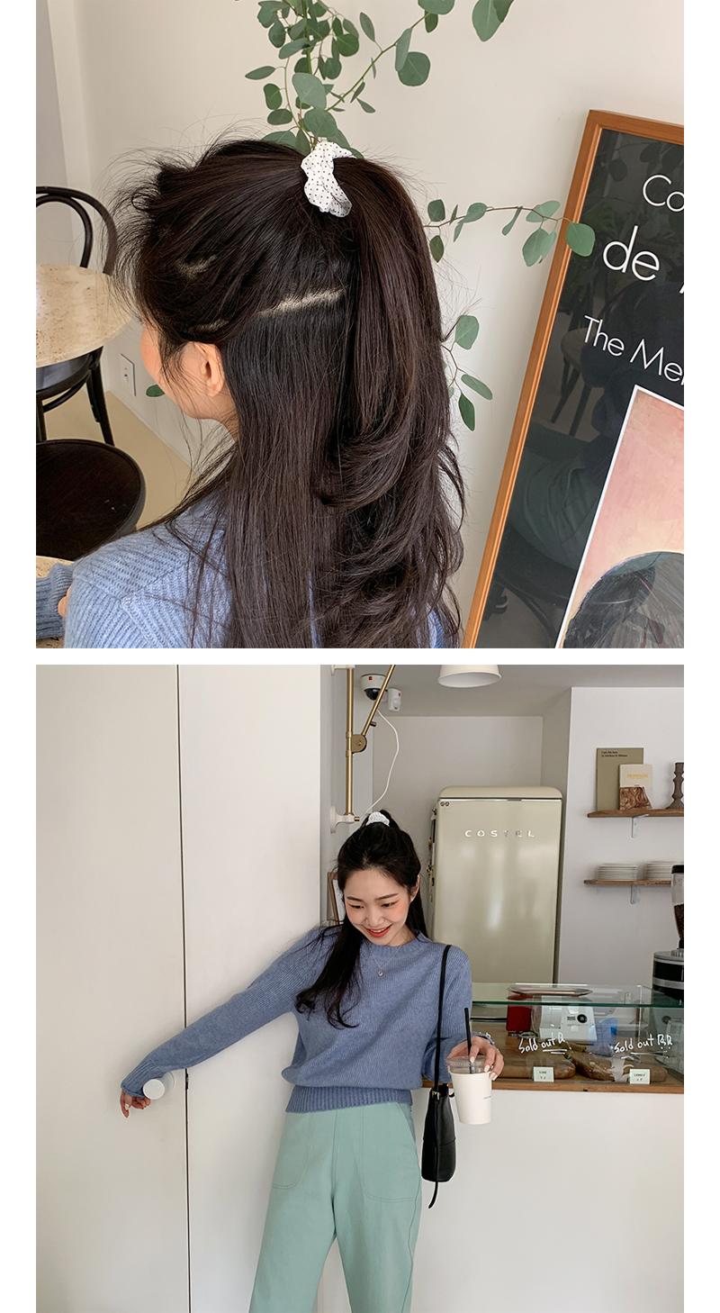 Mimi dots hair string_U