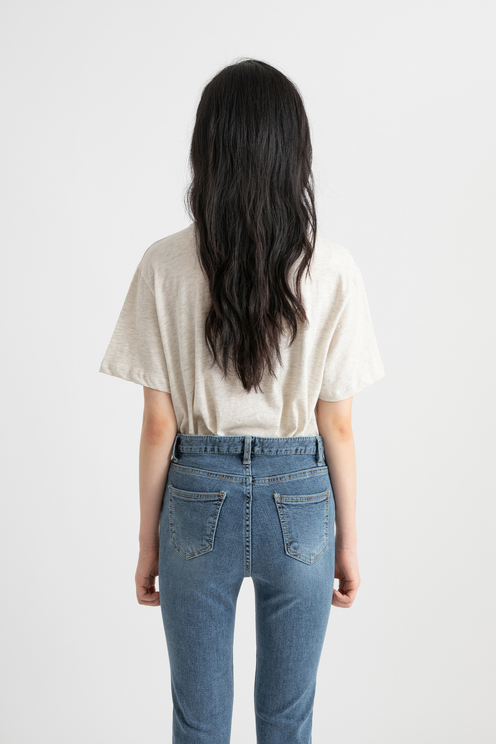 Sesame Round Neck T-Shirt
