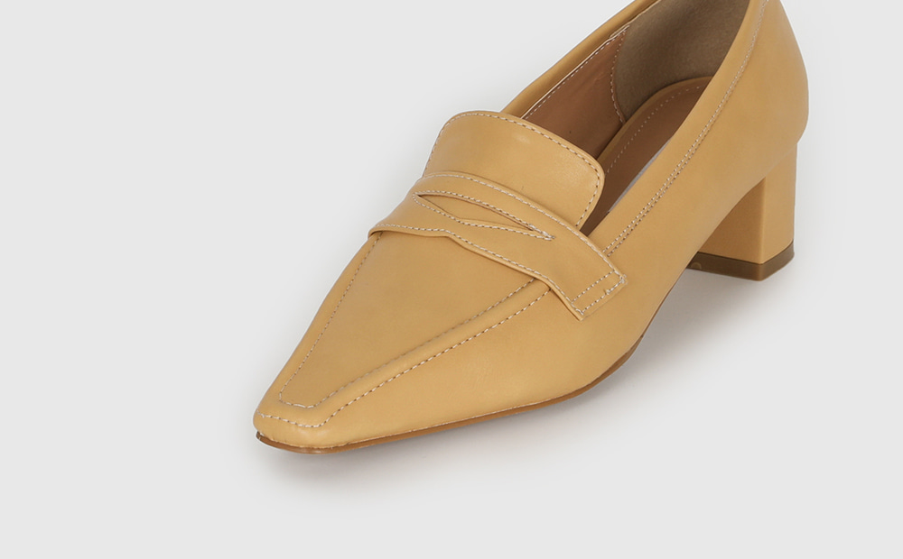 Dover Formal Middle Hill Loafers