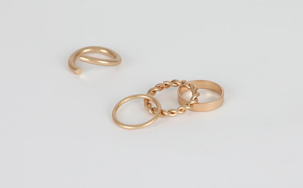 Hera set ring