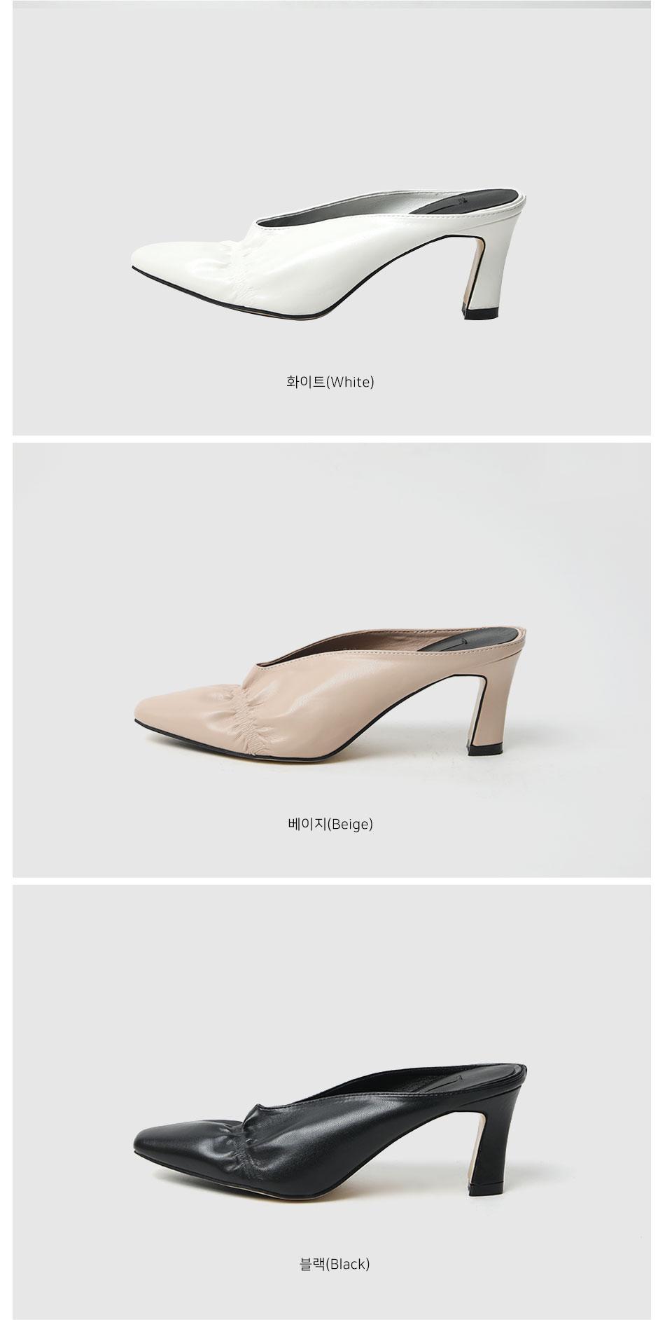 Luffy mule slippers 7 cm