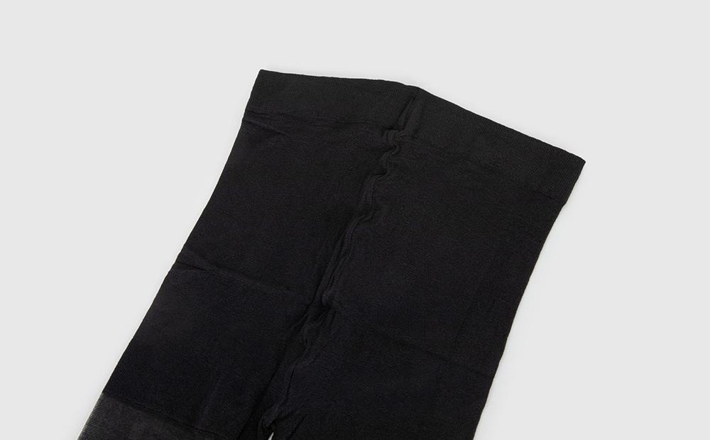 Glitter lace stockings