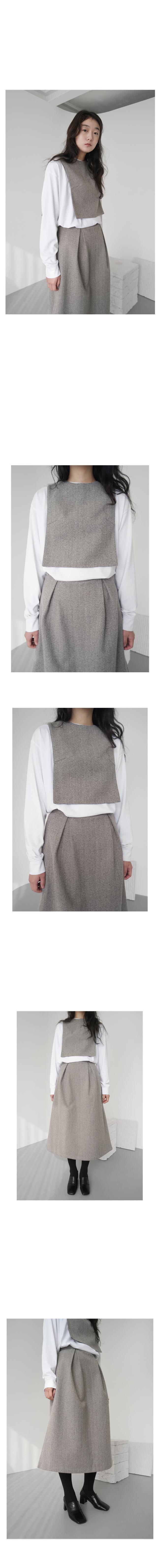 wearable cotton top (5colors)