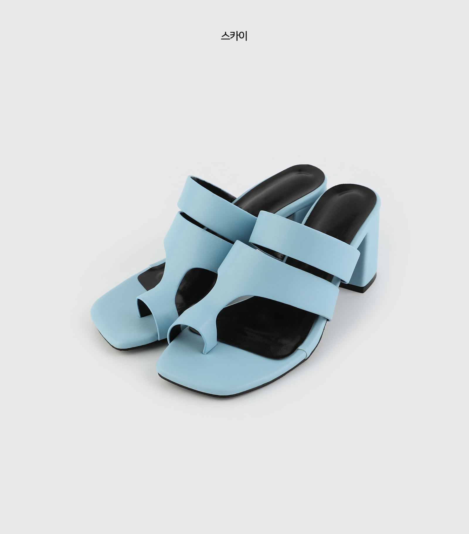 VISION To Hold High Heel Sandals