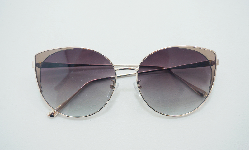 Lead metal sunglasses