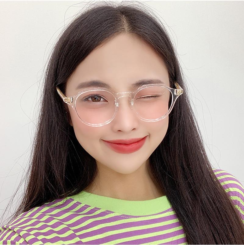 Translucent dongle glasses