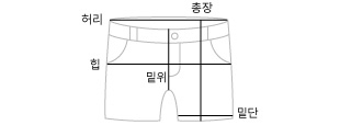 Khaon Span Pants #72999