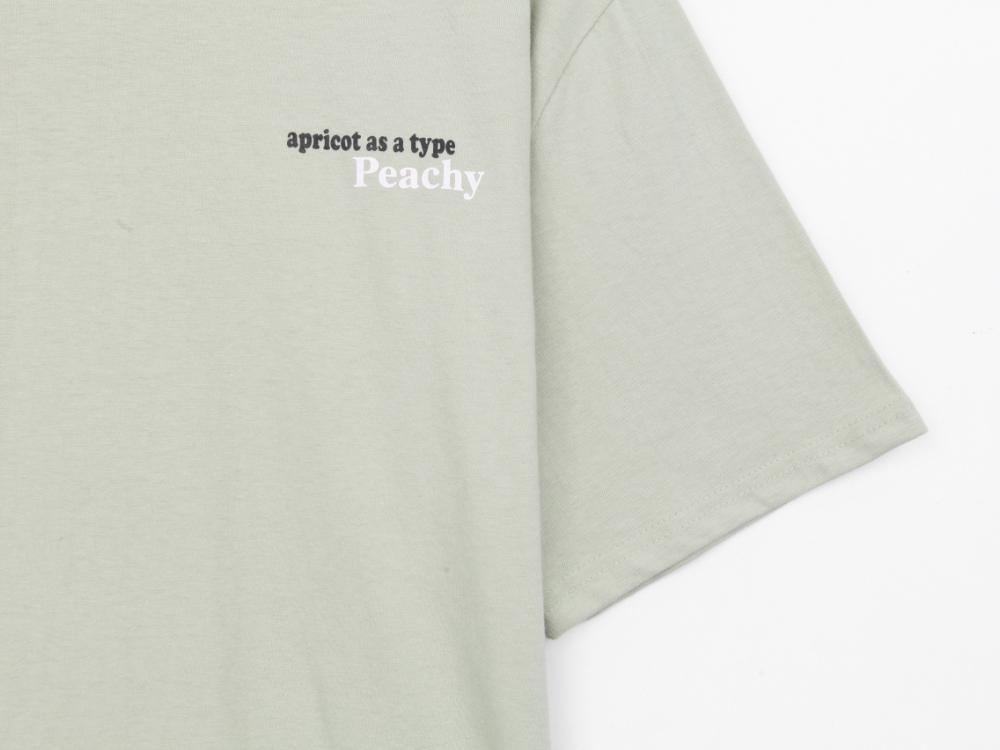 Peach Crush Short Sleeve T
