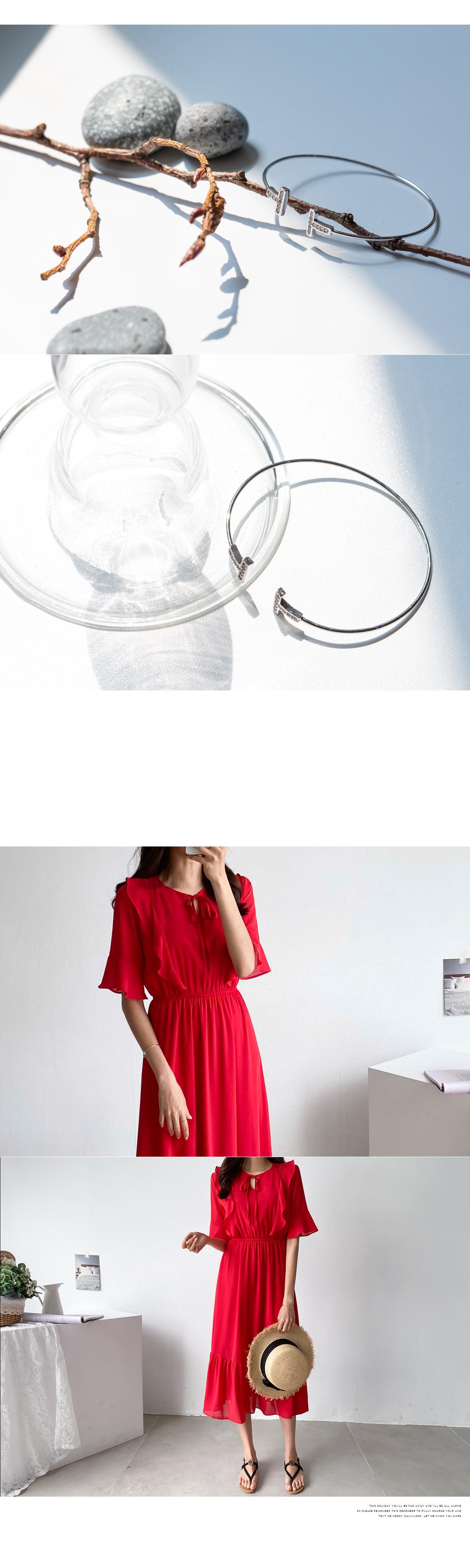 Cubic Trim Bracelet #86242