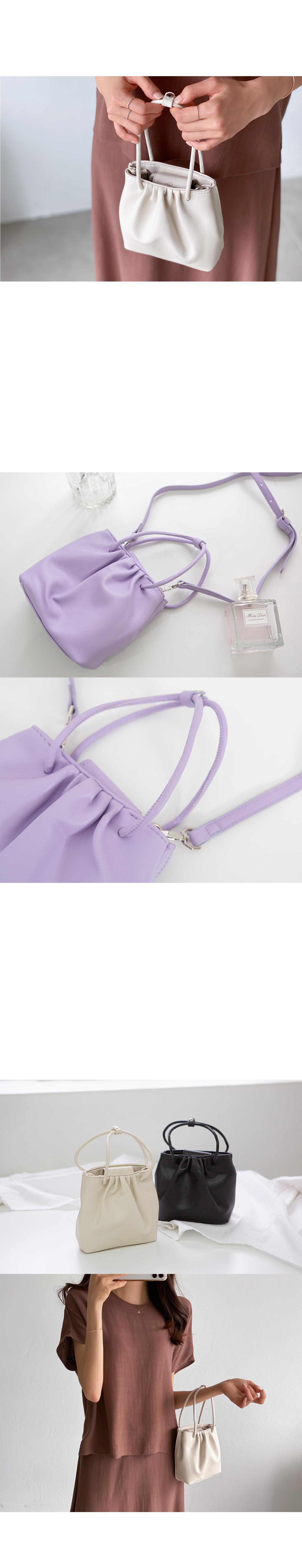Daily Square Pocket Tote Bag #86227