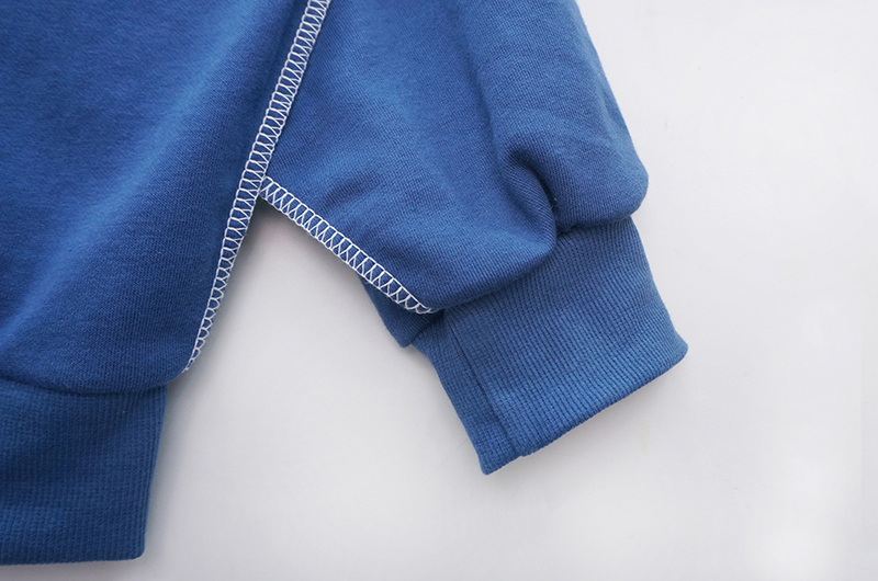 Over Lock sweat shirt