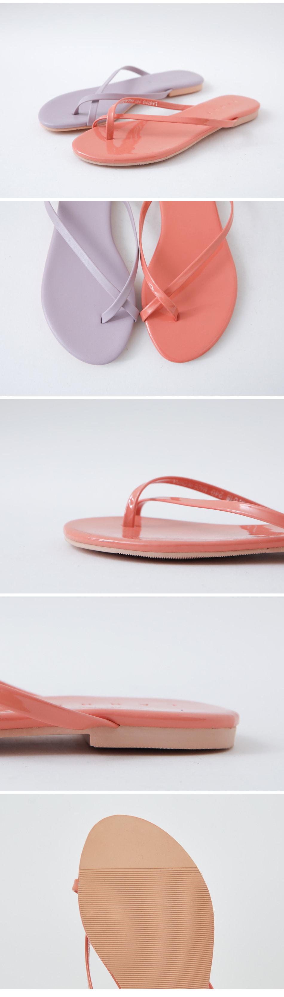La Merine Slippers 1cm