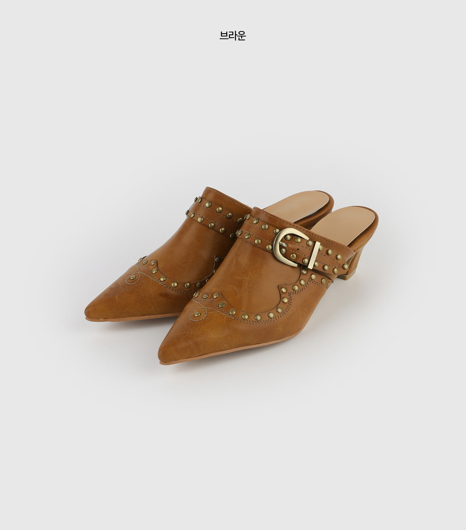 Rider Stud Middle Hill Mule