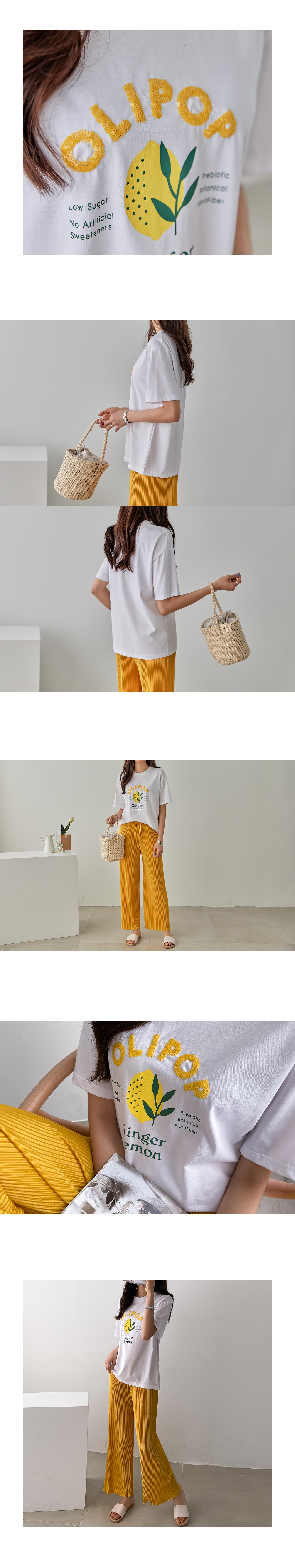 Lollipop Sequin T-shirt #108189