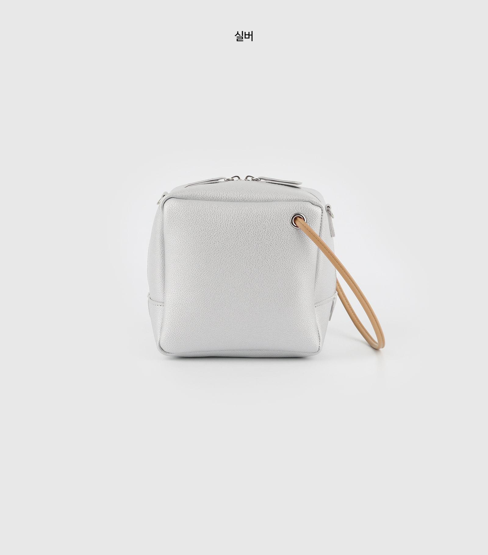 Unique Square Multi Cross Tote Bag