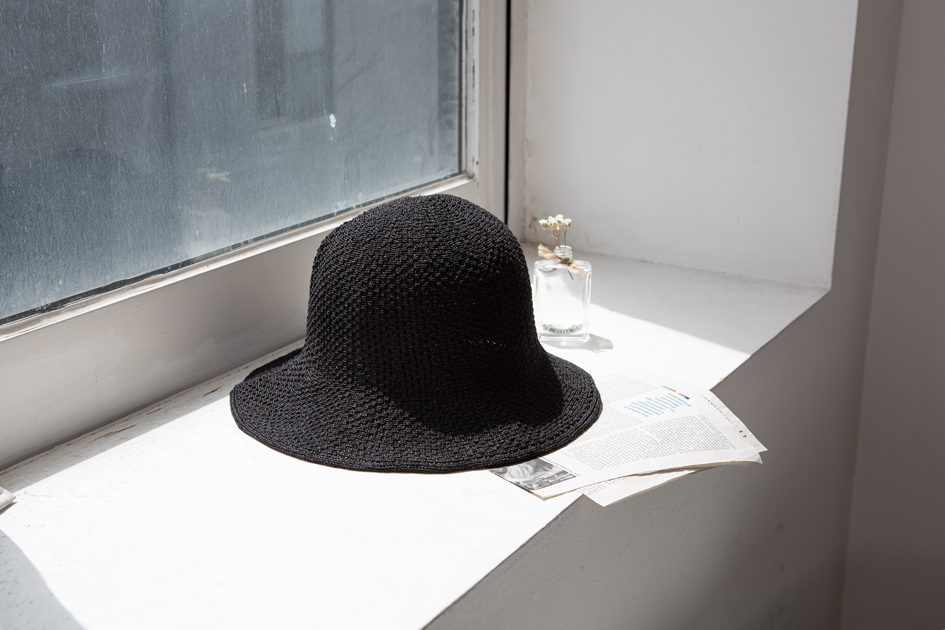 Natural Bung Hat #86230