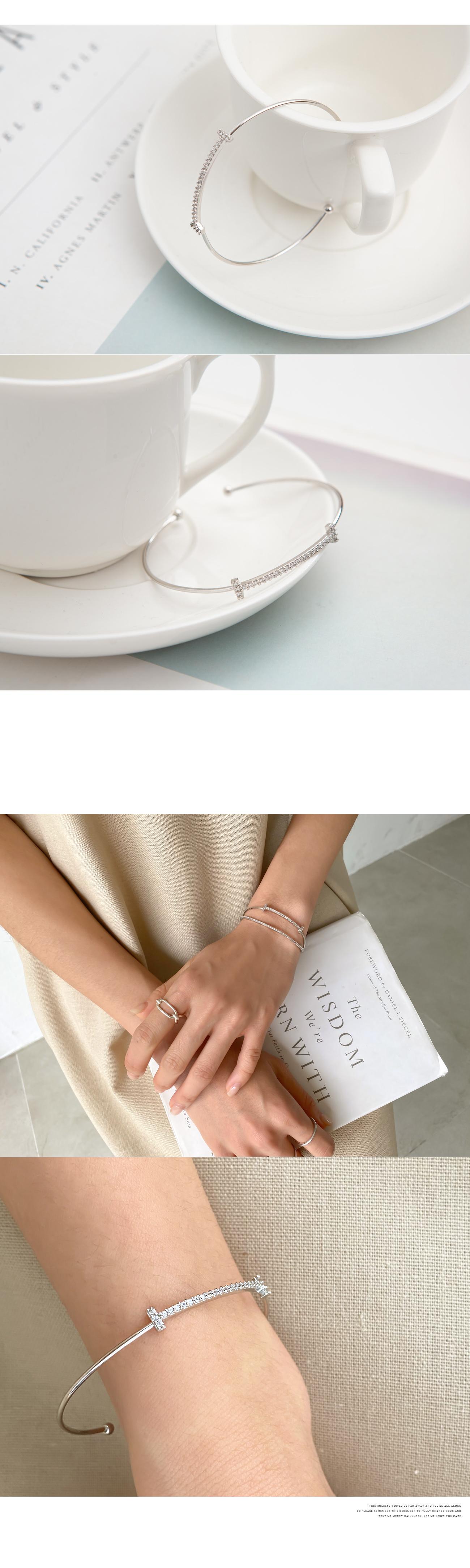 Cubic Trim Bracelet #86241