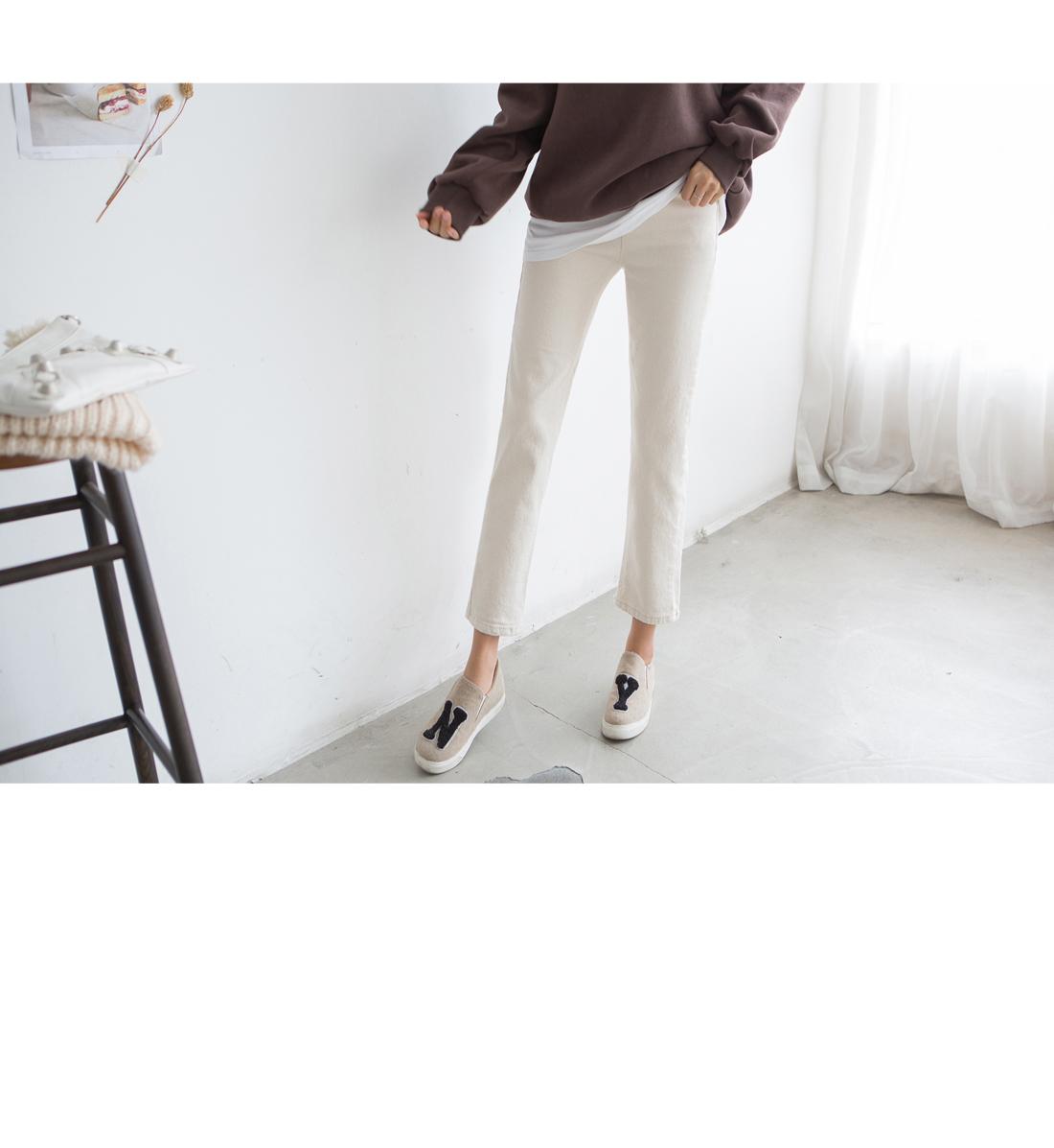 Three Retina Fleece-lined date Pants # 74999