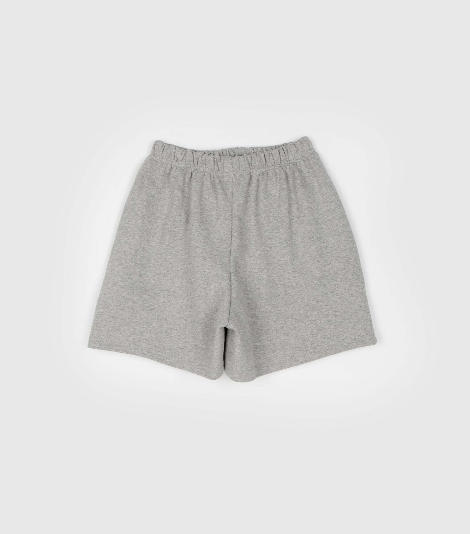 Training banding cotton shorts