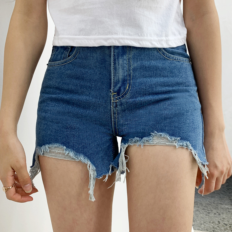 Remedy denim short pants