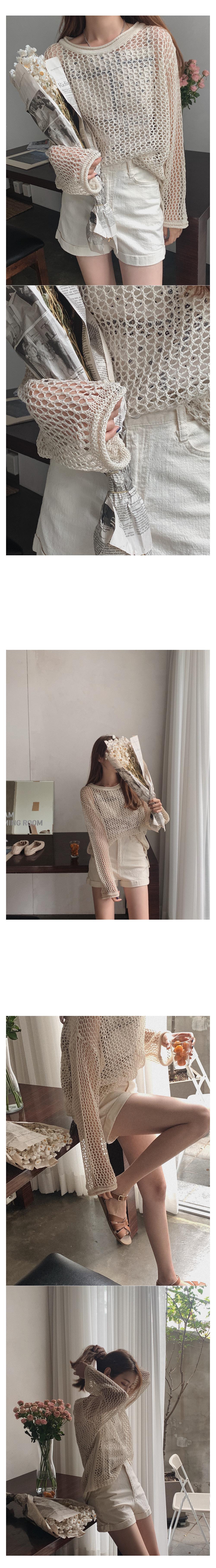 Place net knit