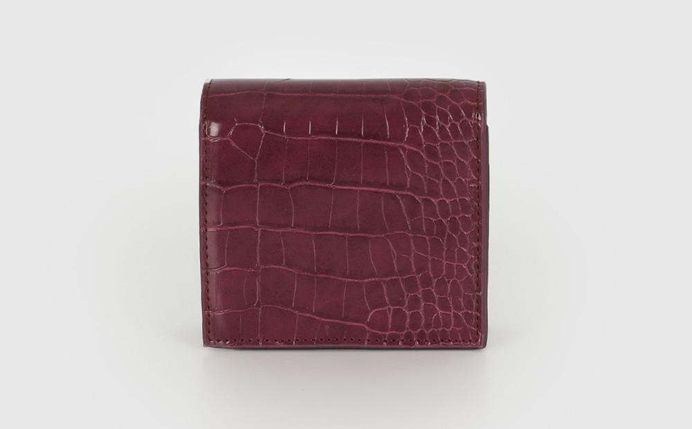 Animal pattern wallet chain bag