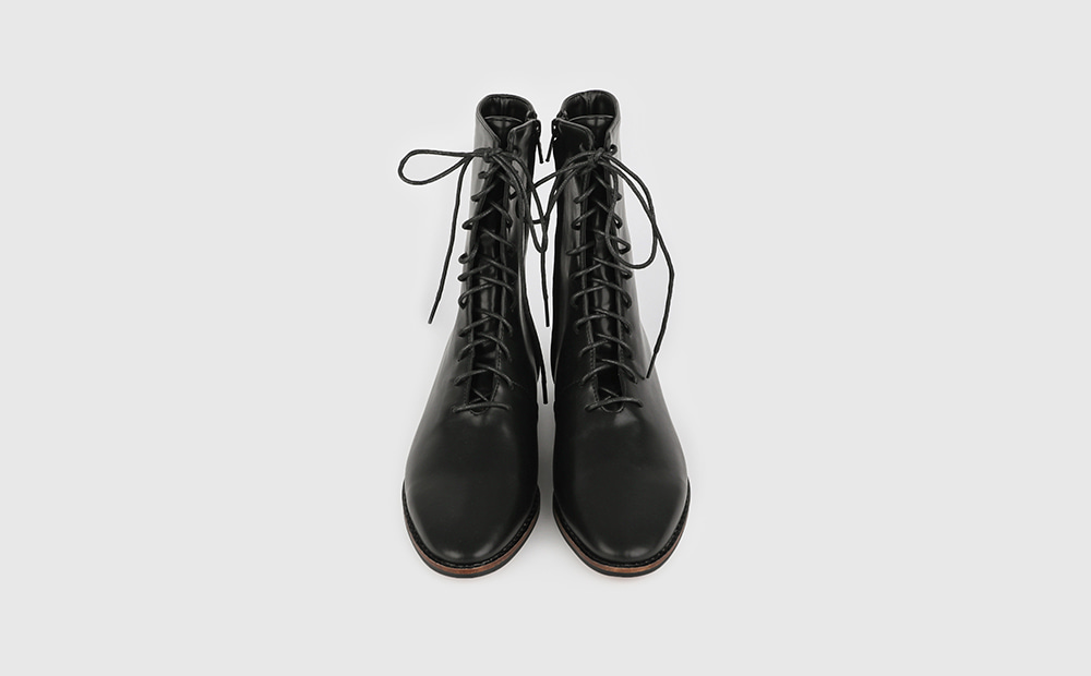 Dominic lace-up ankle boots