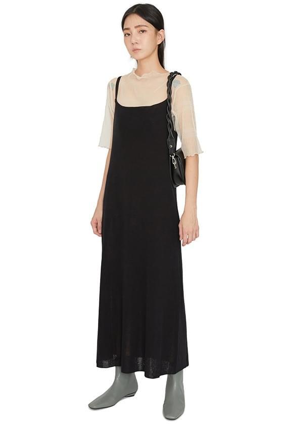 Loe slip-knit maxi dress